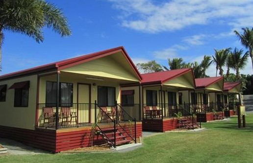 Big 4 Capricorn Palms Holiday Village - Townsville Tourism