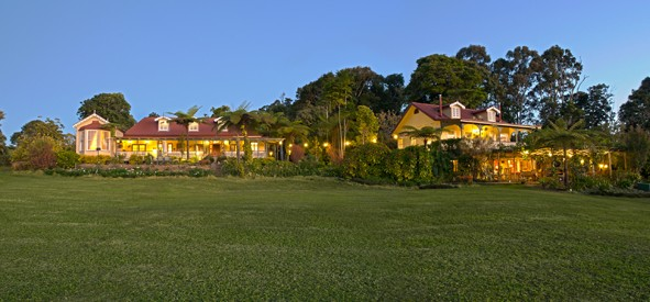 Foxwell Park Lodge - Townsville Tourism