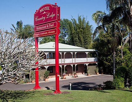 Country Lodge Motel - Townsville Tourism
