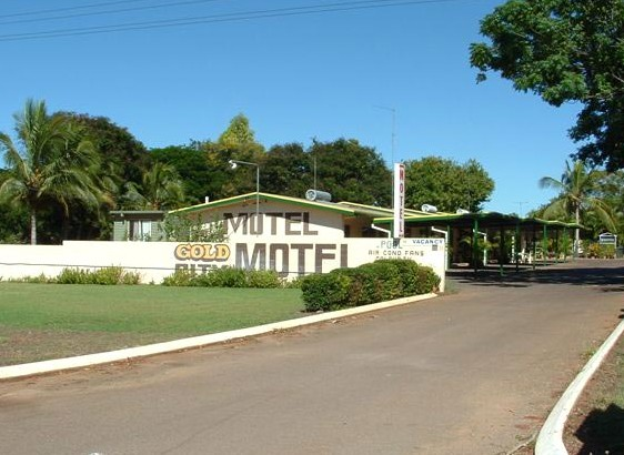 Affordable Gold City Motel - Townsville Tourism
