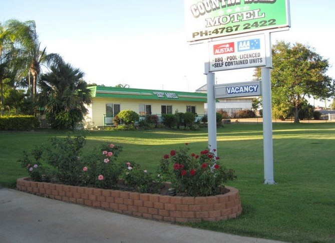 Country Road Motel - Townsville Tourism