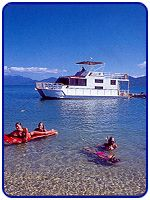 Hinchinbrook Rent A Yacht And House Boat - Townsville Tourism