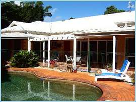 Tropical Escape Bed  Breakfast - Townsville Tourism