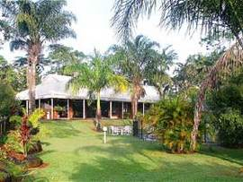 Malanda Lodge Motel - Townsville Tourism