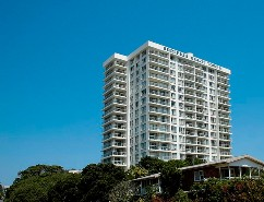 Burleigh Beach Tower - Townsville Tourism