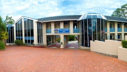 Best Western Twin Towers Inn - Townsville Tourism