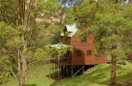 Hookes Creek Forest Retreat - Townsville Tourism
