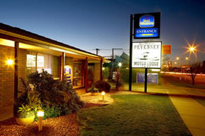 Best Western Pevensey Motor Lodge - Townsville Tourism