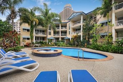 Surfers Beach Holiday Apartments - Townsville Tourism