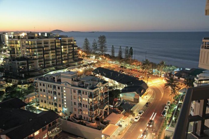 Aegean Apartments Mooloolaba - Townsville Tourism