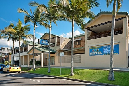Byron Bay Side Central Motel - Townsville Tourism