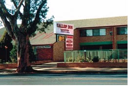 Gallop Motel - Townsville Tourism