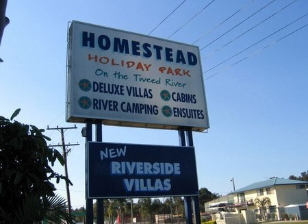 Homestead Holiday Park - Townsville Tourism