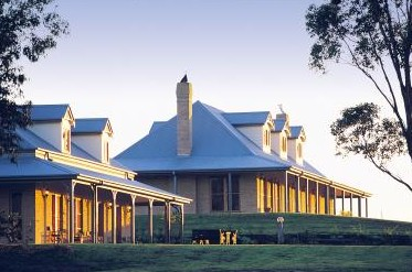 Berenbell Vineyard Retreat - Townsville Tourism