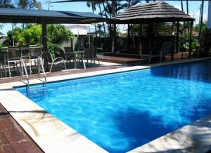 Country Plaza Motor Inn - Townsville Tourism