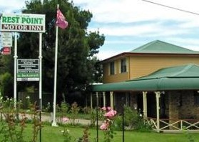 Rest Point Motel - Townsville Tourism