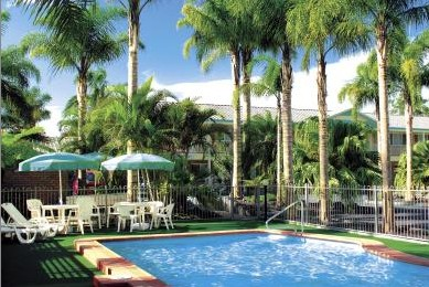 Forster Palms Motel - Townsville Tourism