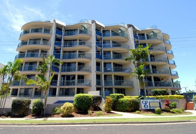 Excellsior Holiday Apartments - Townsville Tourism