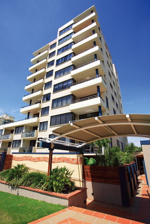 Windward Apartments - Townsville Tourism