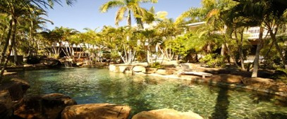 Colonial Palms Hotel Best Western - Townsville Tourism