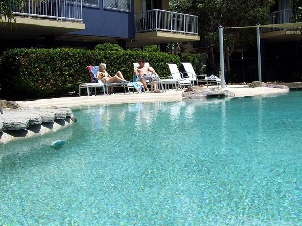 Seacove Coolum Resort - Townsville Tourism