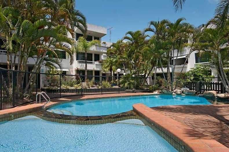 Headland Gardens Holiday Apartments - Townsville Tourism