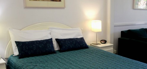 Toowong Central Motel Apartments - Townsville Tourism