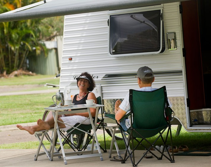 Coolum Beach Holiday Park - Townsville Tourism