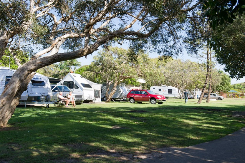 Dicky Beach Family Holiday Park - Townsville Tourism