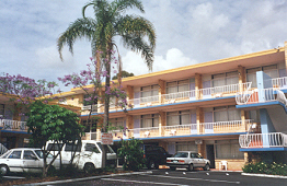 Southern Cross Motel - Townsville Tourism