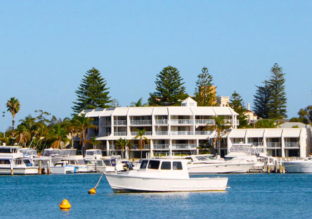 Pier 21 Apartment Hotel Fremantle - Townsville Tourism