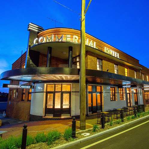 Commercial Boutique Hotel  - Townsville Tourism