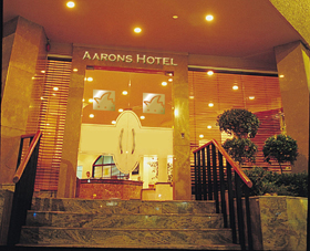 Aarons Hotel - Townsville Tourism