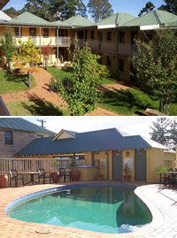 Pioneer Motel Kangaroo Valley - Townsville Tourism