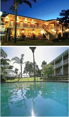Country Comfort Terrigal - Townsville Tourism