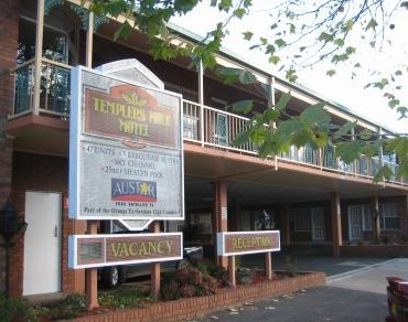 Templers Mill Motel - Townsville Tourism