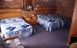 Border Motel - Townsville Tourism
