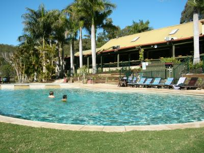 Cedar Lake Country Resort - Townsville Tourism