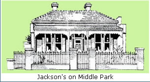Jackson's On Middle Park - Townsville Tourism