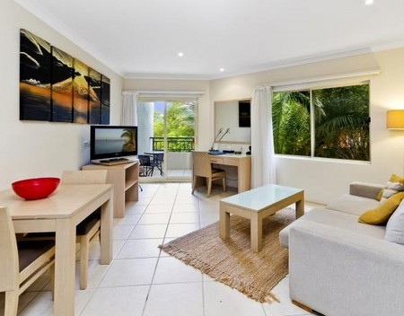 Terrigal Sails Serviced Apartments - Townsville Tourism
