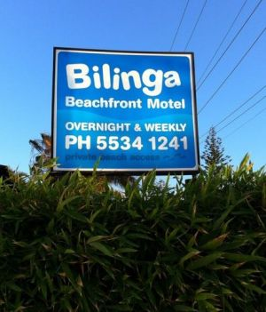 Bilinga Beach Motel - Townsville Tourism