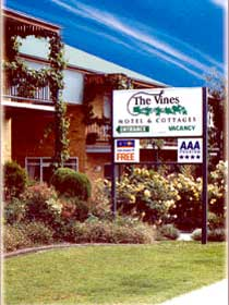 The Vines - Townsville Tourism