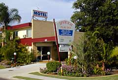 Ipswich City Motel - Townsville Tourism