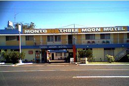 Monto Three Moon Motel - Townsville Tourism