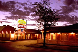 Dalby Mid Town Motor Inn - Townsville Tourism