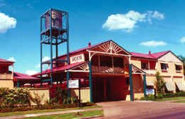 Dalby Homestead Motel - Townsville Tourism