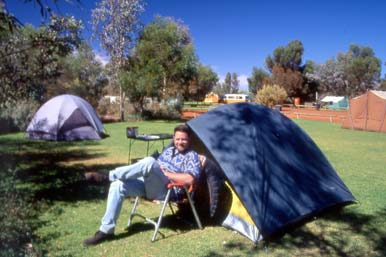 Voyages Ayers Rock Camp Ground - Townsville Tourism