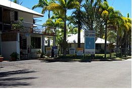 Wanderers Holiday Village At Lucinda - Townsville Tourism