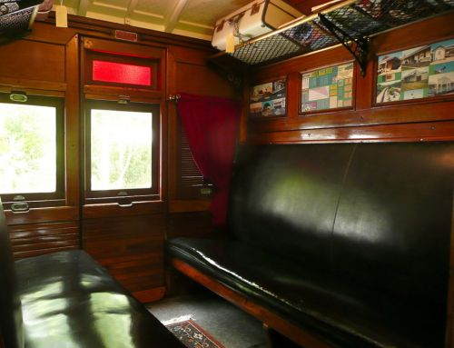 Mt Nebo Railway Carriage amp Chalet - Townsville Tourism