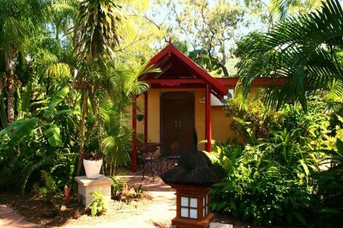 Shambhala Retreat Magnetic Island Cottages - Townsville Tourism